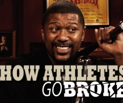 How Rich Athletes End Up Broke